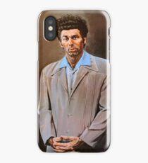 Kramer painting iPhone Case/Skin