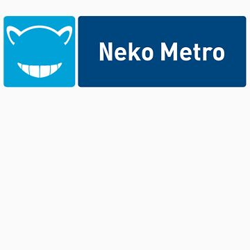 Neko Metro by CatchABrick