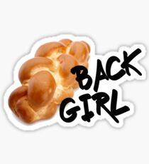 Challah back girl Sticker