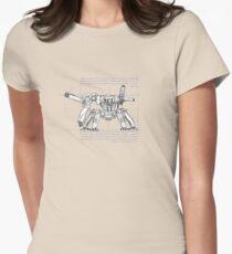 Vitruvian Mech T-Shirt