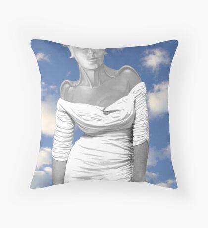 venus de maria Throw Pillow