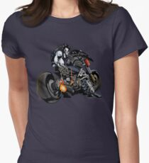 Lobo Women's Fitted T-Shirt