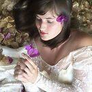 The Flower Girl by SunseekerPix