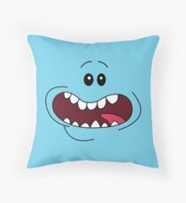 LOOK AT MEE!  Throw Pillow