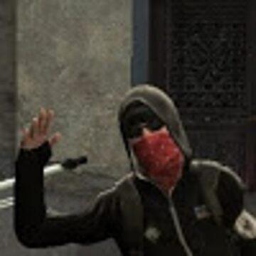 Counter Strike Global Offensive Waving Terrorist by WEAWAD1T