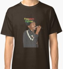 Anthony B - Freedom Fighter Classic T-Shirt