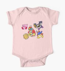 Kirby - Star Squad! Kids Clothes
