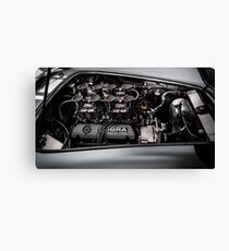 Cobra Engine Canvas Print