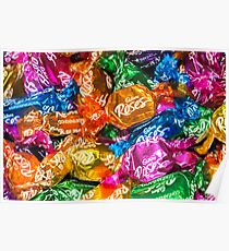 Sweet Wrappers Poster