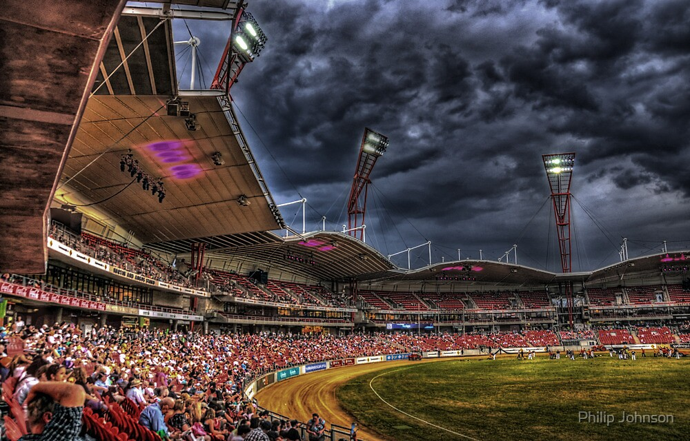 Main Arena #2 - Royal Easter Show , Sydney - The HDR Experience by Philip Johnson