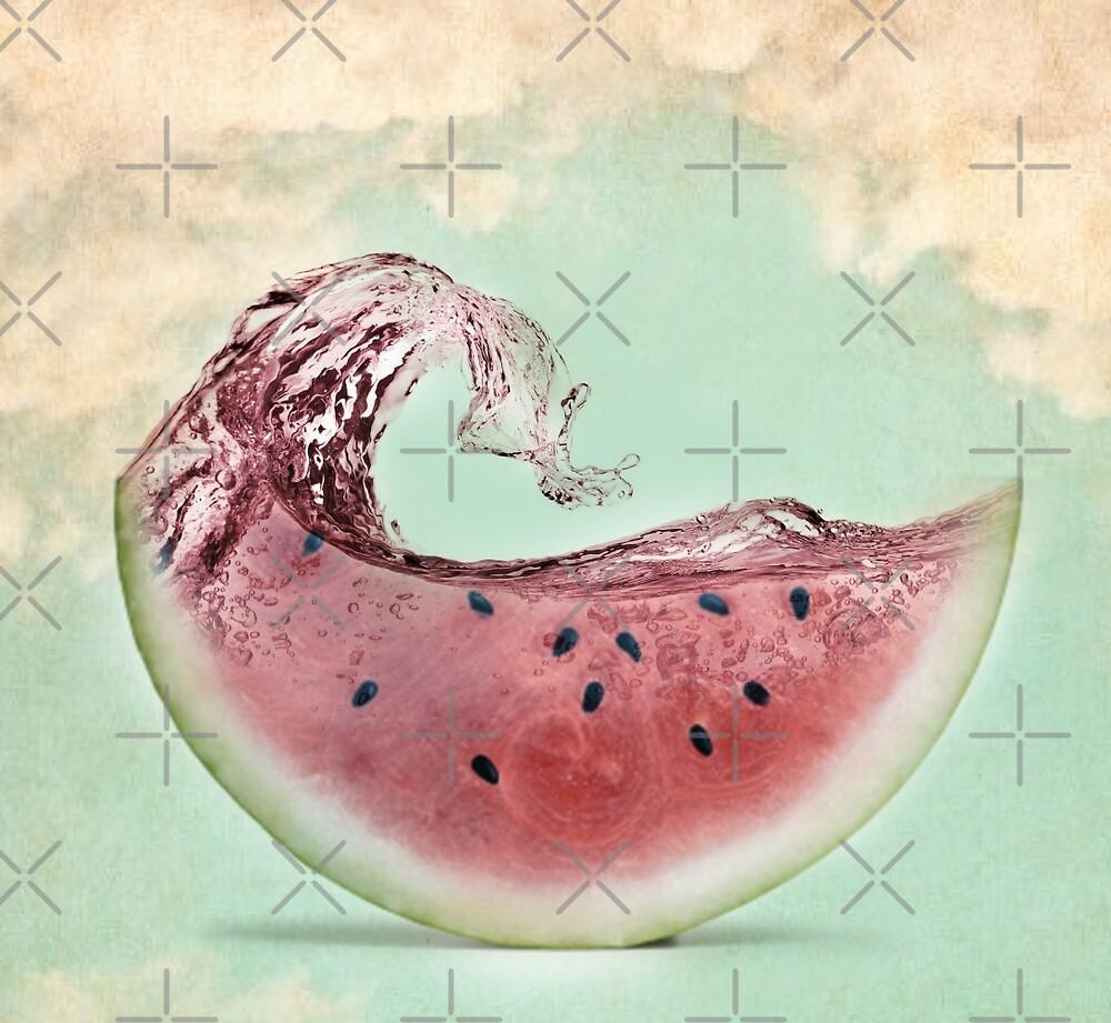 Watermelon by Vin  Zzep
