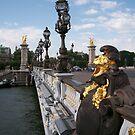 A Battle on the Bridge by Talia Felix