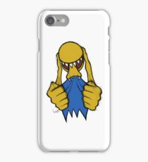 Alien Pac Man iPhone Case/Skin