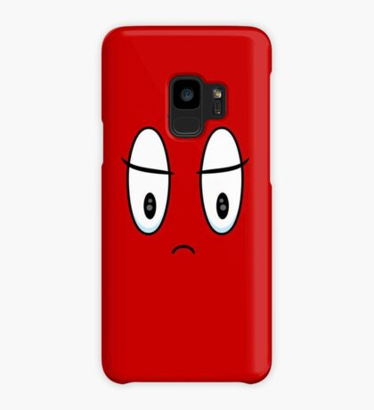 Angry Expression VRS2 Case/Skin for Samsung Galaxy