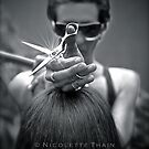 The Hairdresser by Nicoletté Thain Photography