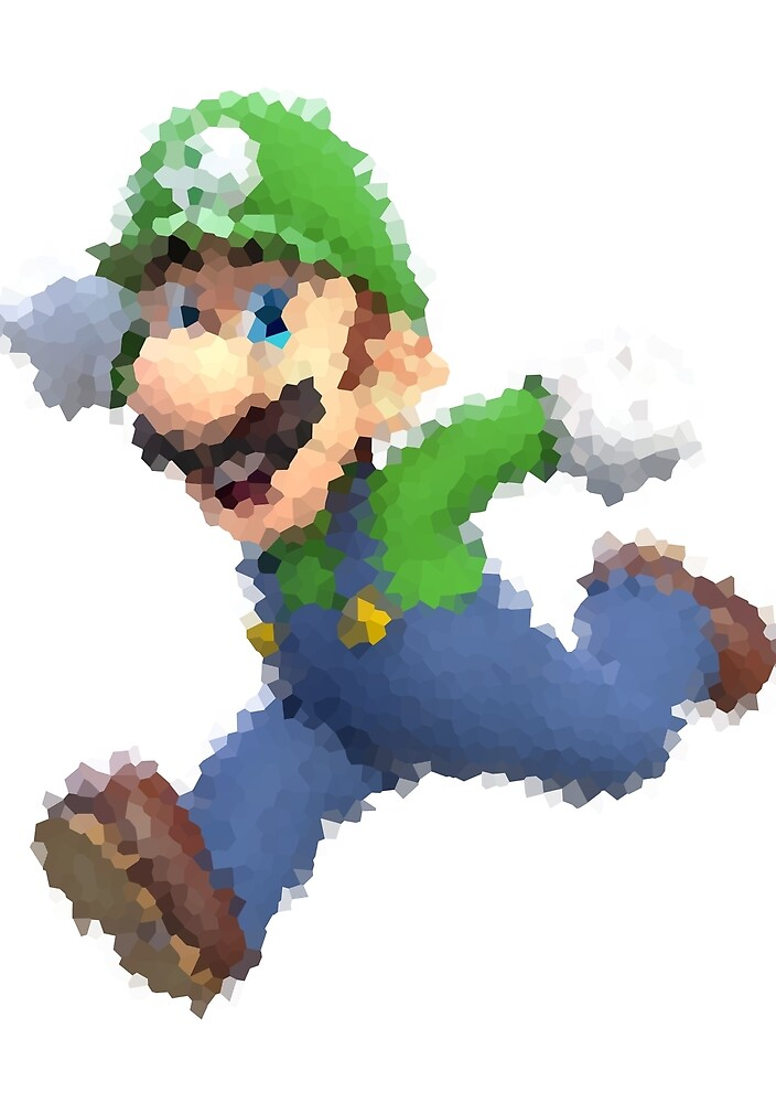 Luigi by beepbeep1998