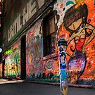 Hosier Lane No 1 by DaveBassett
