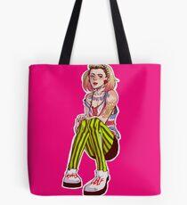 Punk!Rose Tote Bag