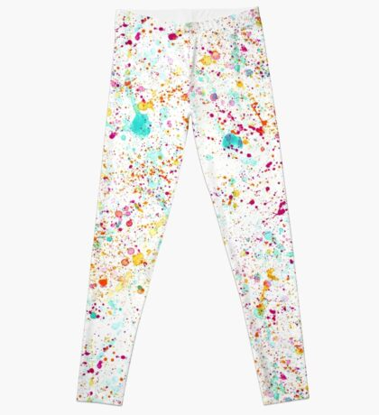 Splatter Paint Leggings
