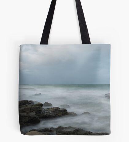 At the beach....  Mooloolaba Tote Bag