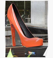 What Every Woman Dreams Of .................  SHOES!!!!!!! Poster