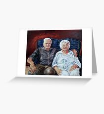 Helen and Bob - Happy 60th Greeting Card
