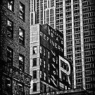 black n'white, blocks n'boxes.... by Russ Styles