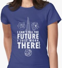 Doctor Who - I Can't Tell The Future T-Shirt