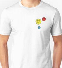 Buttons Slim Fit T-Shirt