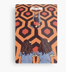 The Shining Room 237 Danny Torrance  Metal Print