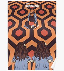 Póster The Shining Room 237 Danny Torrance