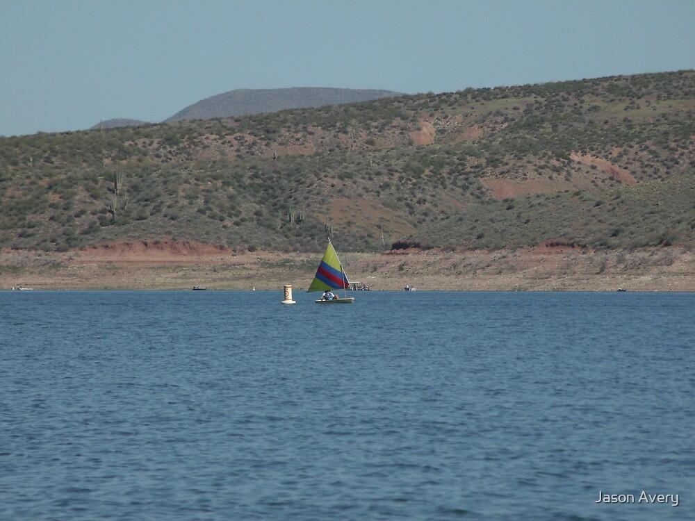 Sail Away by Jason Avery
