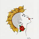 Punk girl 01 by AndersHolmDK