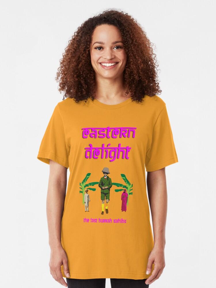 Alternate view of The Last Burrah Sahibs Slim Fit T-Shirt
