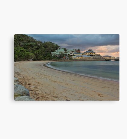Clifton Gardens Canvas Print