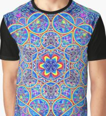 Infinite Refraction Graphic T-Shirt