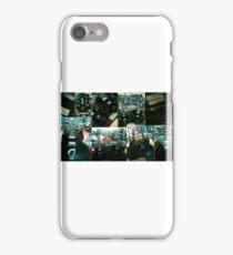 July Guild & Hollow Body DeArmond iPhone Case/Skin