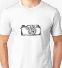 1946/47 Leica IIIc Illustration Tee Unisex T-Shirt
