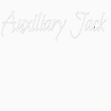 Auxiliary Jack by AuxiliaryJack