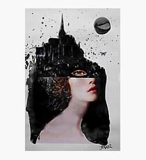she mystery Photographic Print