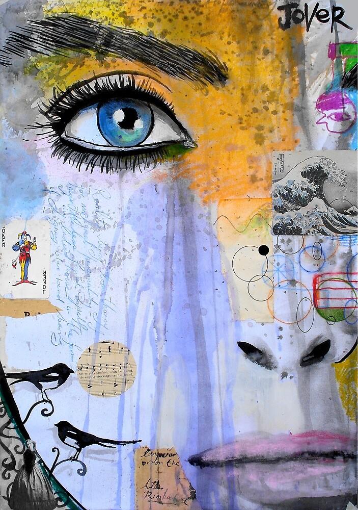 voice inside by Loui  Jover
