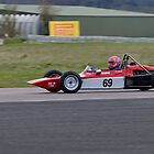 Lotus 69 - Tiff Needell by Willie Jackson