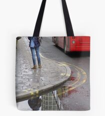 Predilection for Reflection 5 Tote Bag