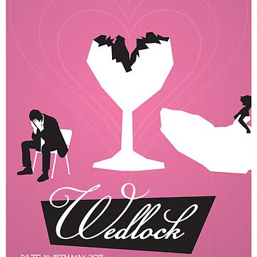 Wedlock Promo Shirt (dark coloured shirt) by CAndrawes