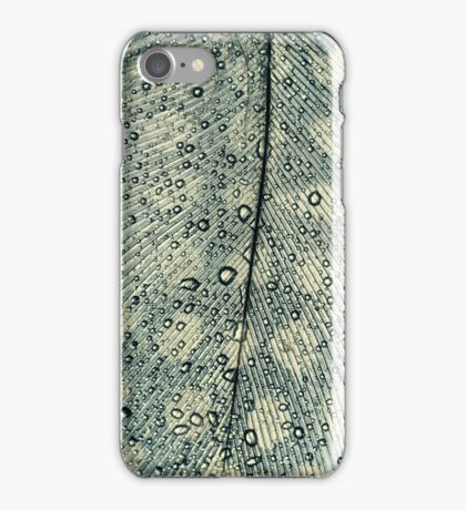 rain catcher iPhone Case/Skin