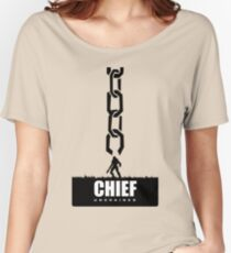 Master Chief Unchained  Women's Relaxed Fit T-Shirt