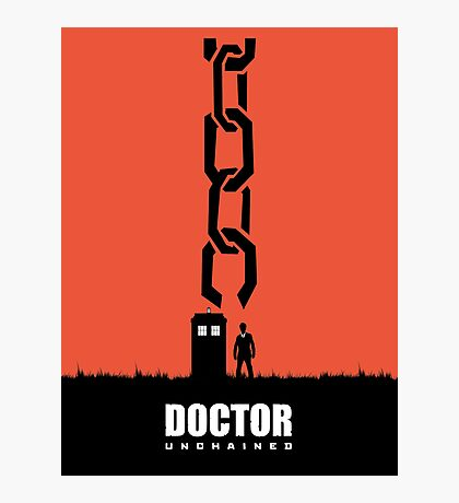 Doctor Unchained Photographic Print