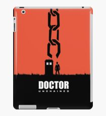 Doctor Unchained iPad Case/Skin