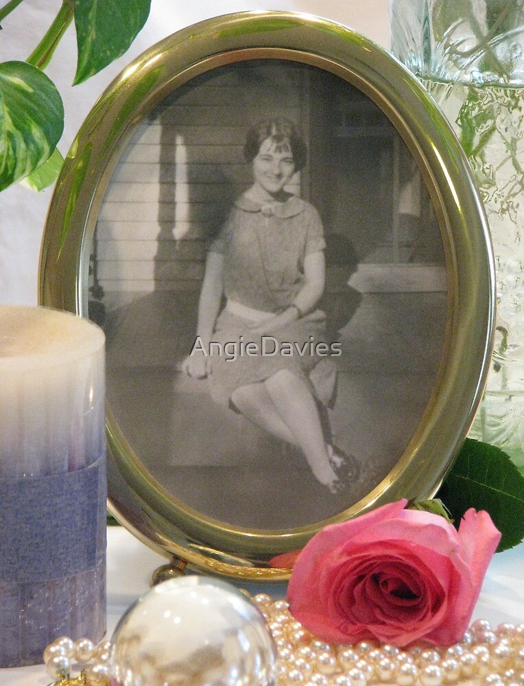 To My Mother by AngieDavies