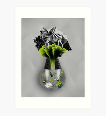 There's ecology in every drop Art Print